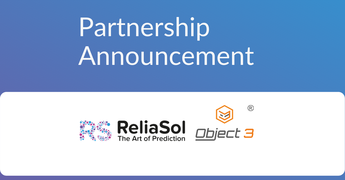 ReliaSol cooperation with Object 3