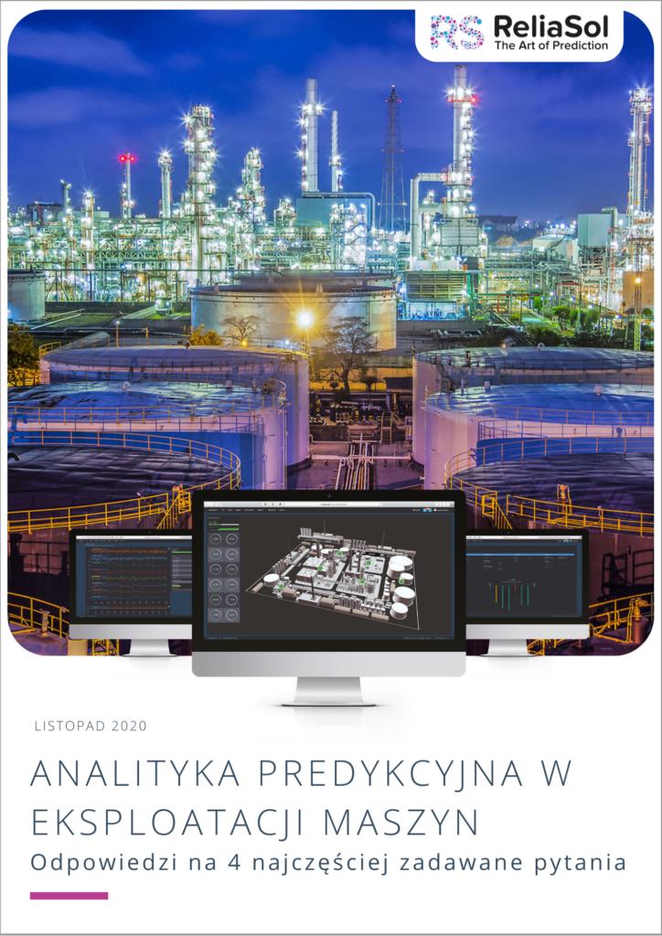 analityka predykcyjna w eksploatacji maszyn