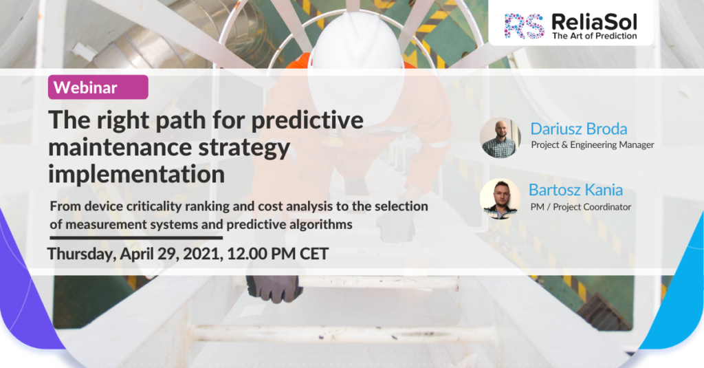 how to implement Predictive Maintenance