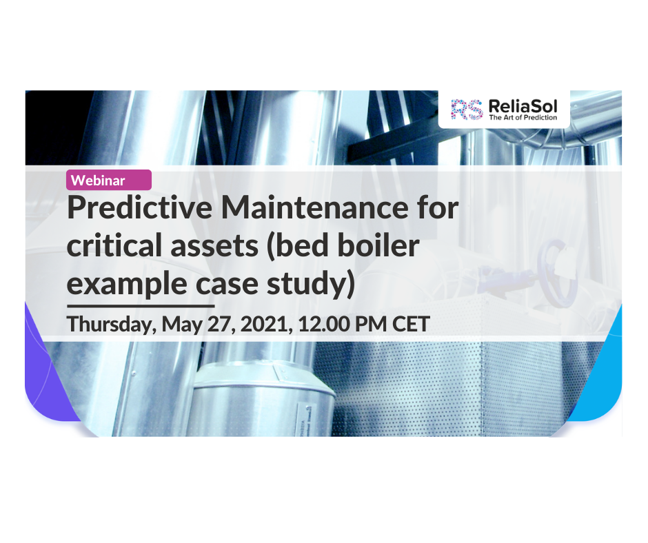 predictive maintenance for critical assets
