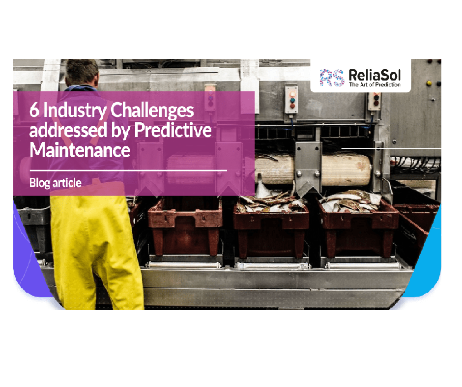 how predictive maintenance help with industry challenges