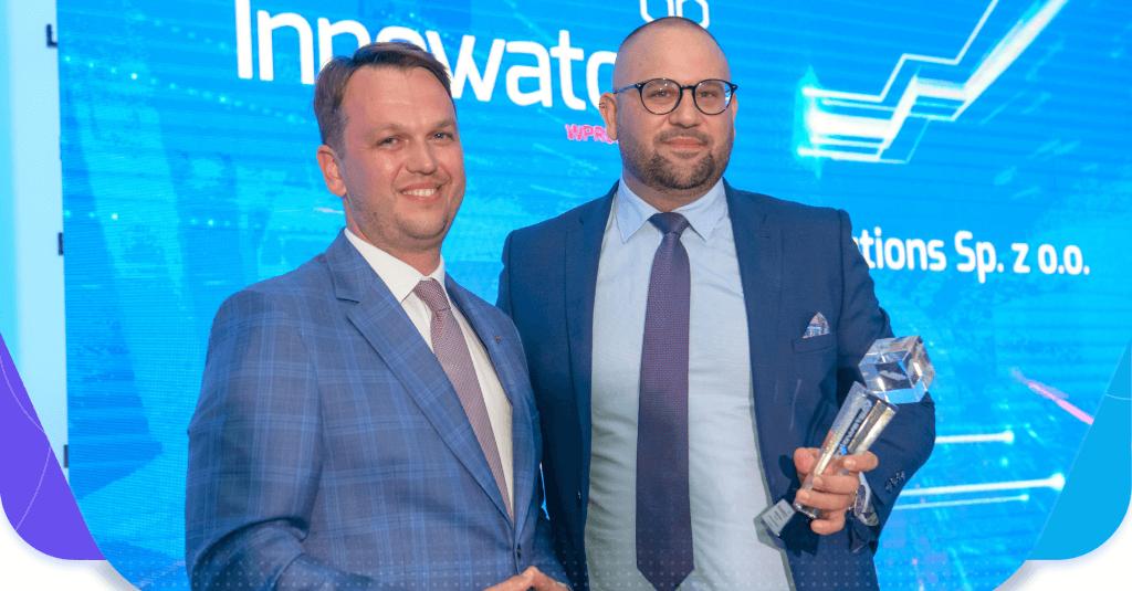 Innovators WPROST award